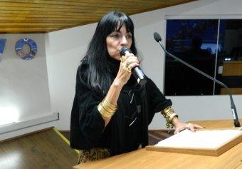 A professora e vereadora Adalgisa Ward é a autora do projeto.