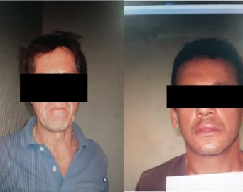 Polícia Civil prende dupla por homicídio e ocultação de cadáver