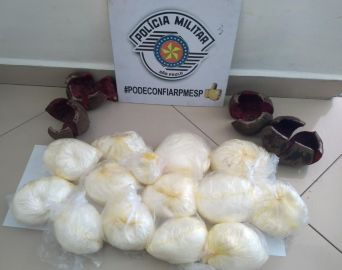 Boliviana transportava cocaína dentro de beterrabas