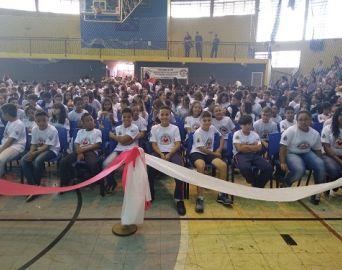 Programa contra drogas forma 1500 novos alunos em Avaré