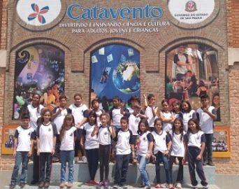 Escola da Barra Grande comemora três anos do Projeto Além do Horizonte