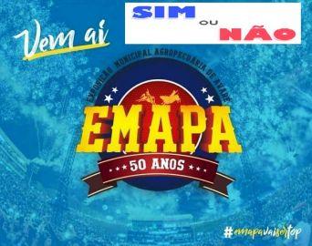 Câmara aprova projeto que pode impedir realização da Emapa