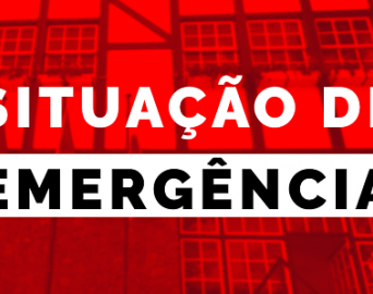 Prefeitura decreta situação de emergência e determina fechamento do comércio