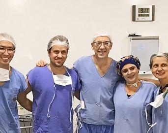 Médicos de Avaré realizam a primeira cirurgia bariátrica laparoscópica na cidade