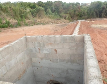 Obras da Prefeitura combatem erosões em áreas urbanas