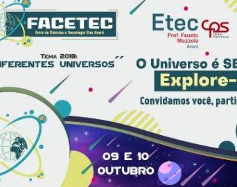 Etec Fausto Mazzola promove Feira de Ciências e Tecnologia