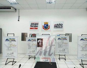 Poupatempo recebe Exposição de Poesias de integrantes do Centro Literário