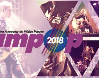 Cultura abre inscrições para a 36ª Fampop