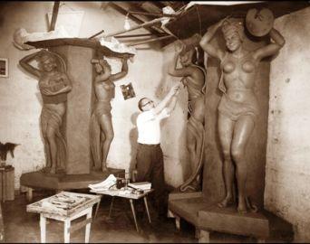 Começam os preparativos para o Ano do Escultor Fausto Mazzola