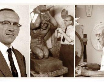 Mostra exibe imagens das obras do escultor Fausto Mazzola
