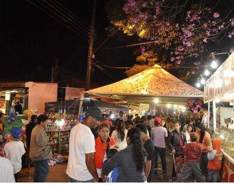 Começa hoje em Itaí a tradicional Festa de Santo Antônio