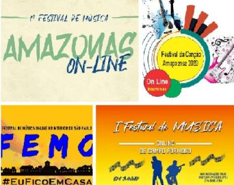 Enquanto cidades fazem festivais on-line, Avaré cancela a FAMPOP