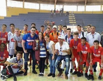 Confira os ganhadores da Copa Bugrinho de Futsal