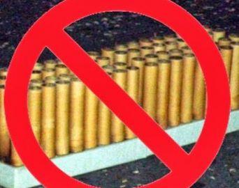 Fogos de artifício poderão ser proibidos em todo o Estado