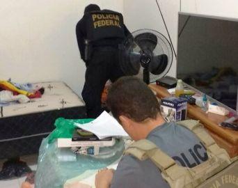 Operação contra pornografia infantil prende suspeitos em Paranapanema