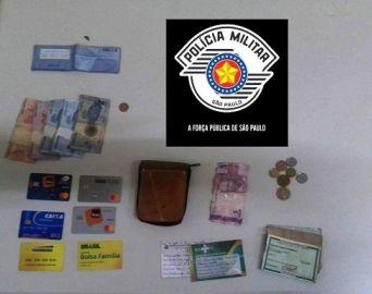 Polícia Militar prende autores de furto na Rodoviária