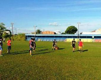 Inscrições abertas para as aulas gratuitas de futebol