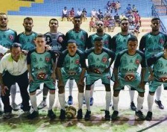 Futsal avareense está na Série Ouro da Copa Record