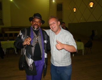 Morre Gerson King Combo: músico já se apresentou em Avaré