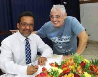 Gesiel e Fernandes lançarão livro sobre Djanira em Avaré