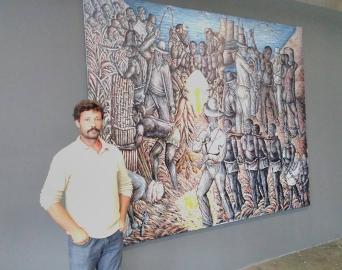 Cultura de Avaré dá adeus ao artista plástico J. Grassi