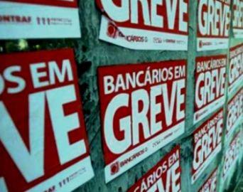 Bancários de todo o país entram em greve nesta segunda