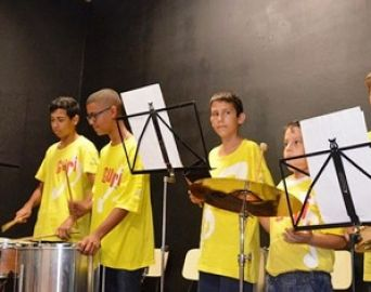 Projeto Guri oferece 47 vagas em Avaré