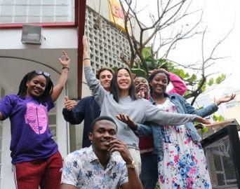 Intercambistas ministrarão workshop de dança africana em Avaré