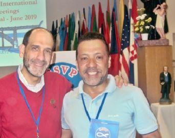 Gesiel Júnior lançou no Porto a primeira hagiografia da SSVP