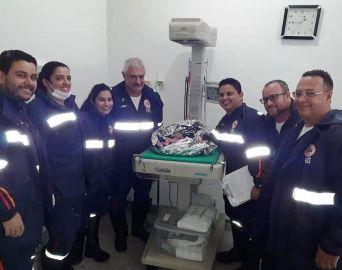 Equipes do SAMU realizaram dois partos em quatro dias em Avaré