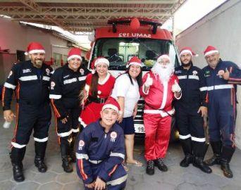 Samu de Avaré realiza Campanha Solidária de Natal
