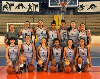 Equipes de basquete feminino disputam a Liga Centro-Oeste Paulista