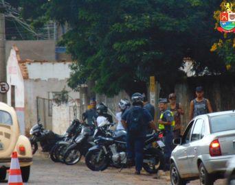 Operação da PM fiscaliza mais de 100 motocicletas em Avaré