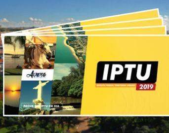 População receberá IPTU com reajuste de 4,55%