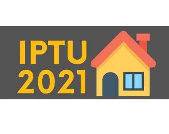 Prefeitura informa que primeira parcela do IPTU vence no dia 10 de março