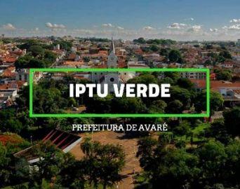 Saiba como obter descontos através do Programa IPTU Verde