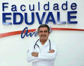 Dr. Izidoro assume coordenação acadêmica do novo curso da Eduvale