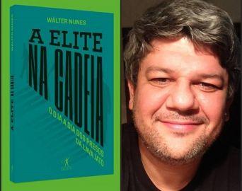 Jornalista de Avaré lança livro sobre o cotidiano dos presos da Lava Jato