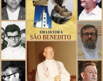 Livro traz a história dos párocos de São Benedito em Avaré