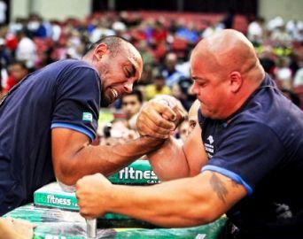 Brasil Open de Luta de Braço vai agitar Taquarituba