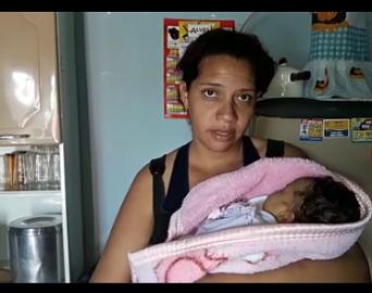 PM de Avaré salva bebê de um mês que estava engasgada