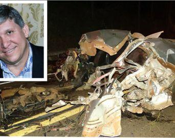 Fotógrafo morre ao bater carro em árvore na SP-255