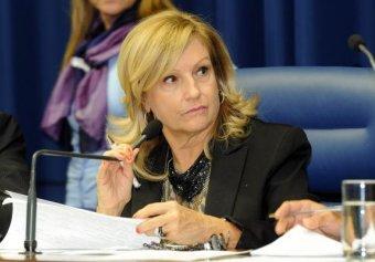 Deputada Maria Lucia Amary, autora do projeto