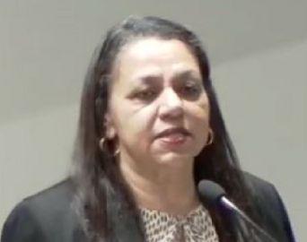 Marialva diz que continua vereadora e será candidata a reeleição