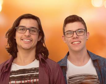 Dupla Matheus Reis e Gabriel fará live em prol da Abova