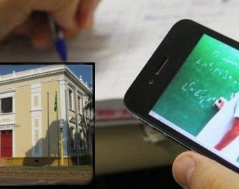 Campanha incentiva doação de celulares para alunos em Avaré