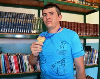 Preso em Itaí é ouro em Olimpíada de Matemática