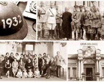 Rebeldes paulistas, voluntários de Avaré