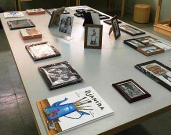 No Memorial Djanira, a arte do avareense Fernandes