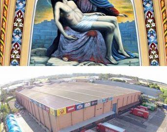 Menegazzo é a primeira empresa a patrocinar o restauro do Santuário